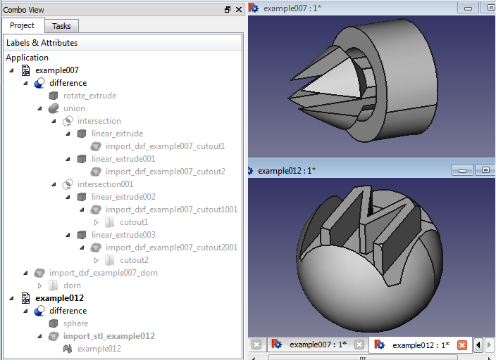 Import CSG files from OpenSCAD  - Page 14 - FreeCAD Forum